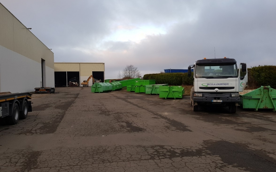 Centrais Recyclage Gien